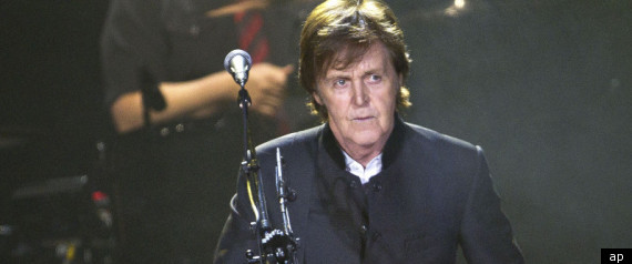 Paul Mccartney New Album Free Streaming Track My V