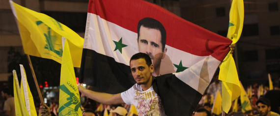 HEZBOLLAH AND BASHAR ALASSAD