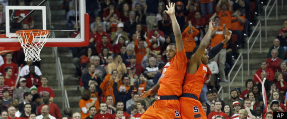 College Basketball Rankings Syracuse