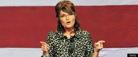 Sarah Palin 2012