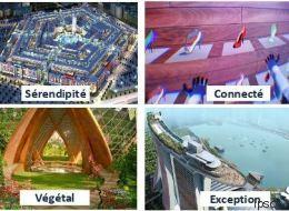 Voilà à quoi ressemblerait le centre commercial du futur idéal pour les Français