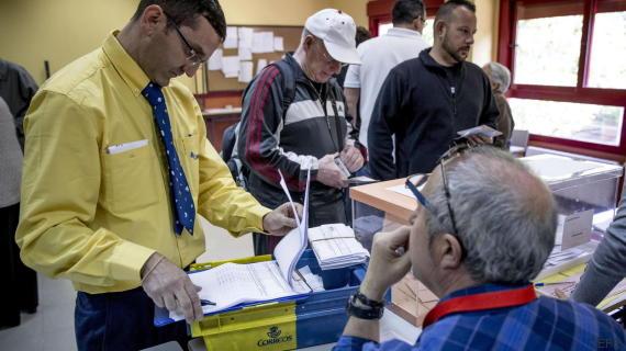 Campa a electoral del 26 j d a 8 for Oficina del censo electoral madrid