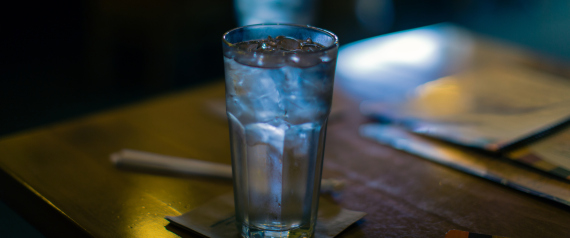 CUP COLD WATER