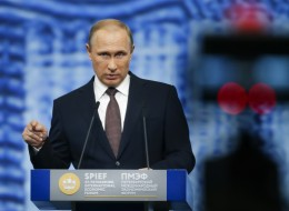 Putin Says He Wants Russia And Canada To Get Along Better