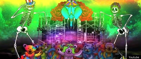 Grateful Dead Video Game