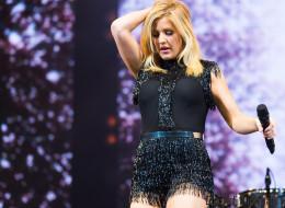 Découvrez le spectacle d'Ellie Goulding au Centre Bell en PHOTOS
