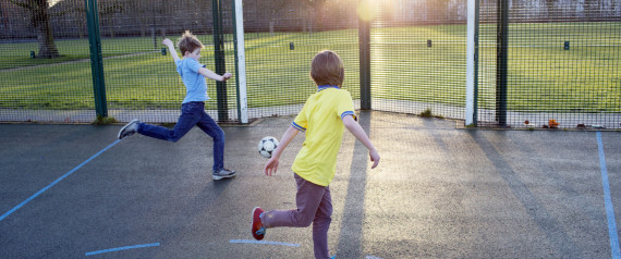CHILDREN FOOTBALL