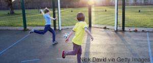 CHILDREN FOOTBALL