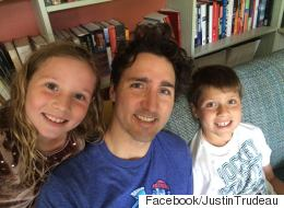 This Is The 'Best' Thing In Justin Trudeau's Life