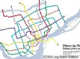 Neuf plans d'extension du métro qui n'ont jamais vu le jour (PHOTOS/VIDÉO)