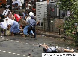 전 세계의 드라마를 기록한 7장의 사진들(화보)