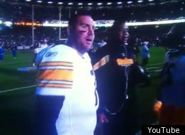 Ben Roethlisberger Power Outage