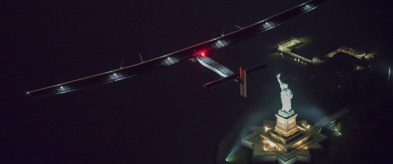 SOLAR IMPULSE NEW YORK