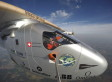 Schweizer überquert mit Solarflieger den Atlantik