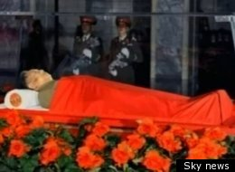 Kim Jong Il Lying In State