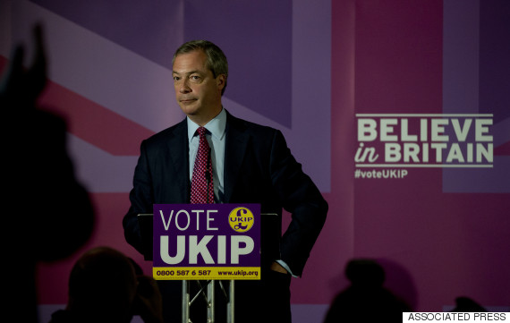 nigel farage thurrock