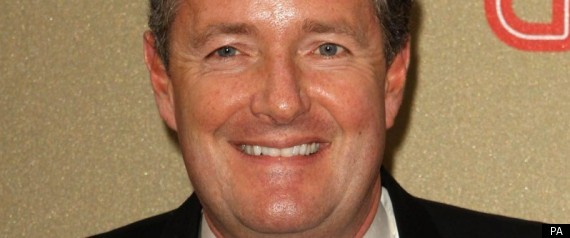 Piers Morgan Leveson