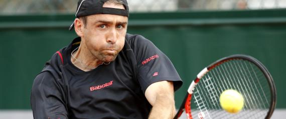 BENJAMIN BECKER TENNIS