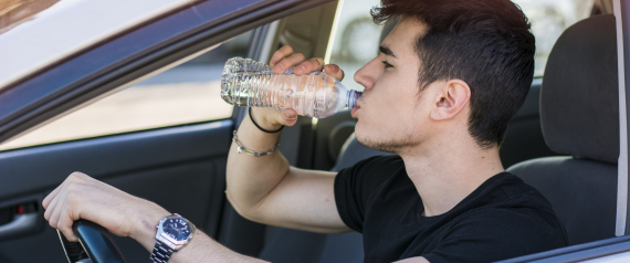 DRINKING WATER DRIVING