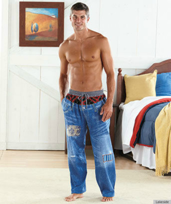Pajama Jeans For Men Are A Thing That Exists (PHOTOS) | HuffPost