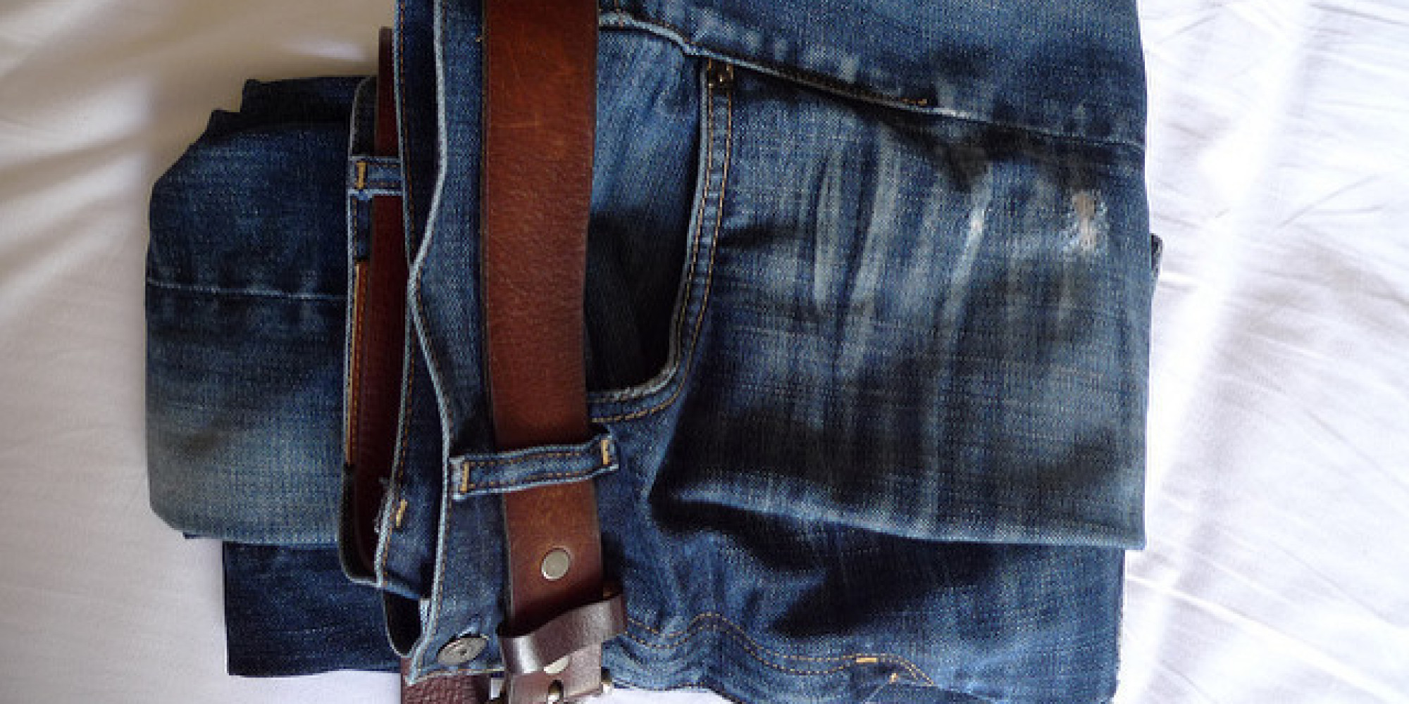 Should You Put Your Jeans In The Freezer Instead Of The ...