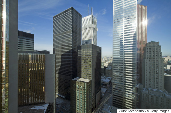 Moody's downgrades credit ratings of Canada's Big Six banks