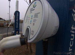 De nouvelles bornes de recharge électriques le long de l'autoroute 20