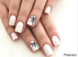Du nail art inspiré de la plage parfait pour l'été (PHOTOS)