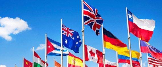 ENGLAND INDIA FLAG