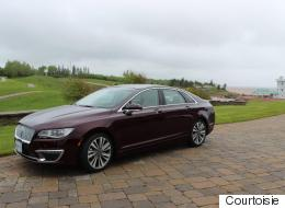 Premier Contact Lincoln MKZ 2017 : Le luxe de faire autrement