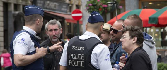 BELGIUM POLICE