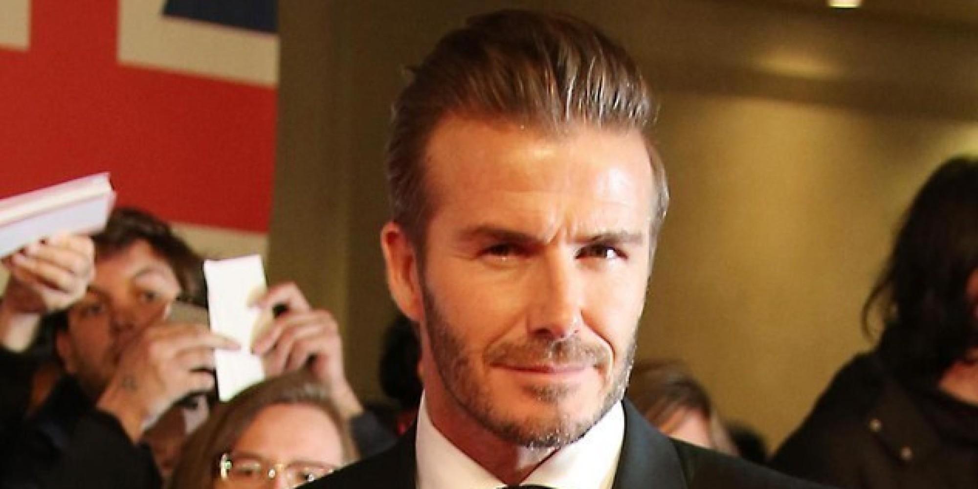 """David Beckham contro Brexit: """"Viviamo in un mondo ... David Beckham Facebook"""
