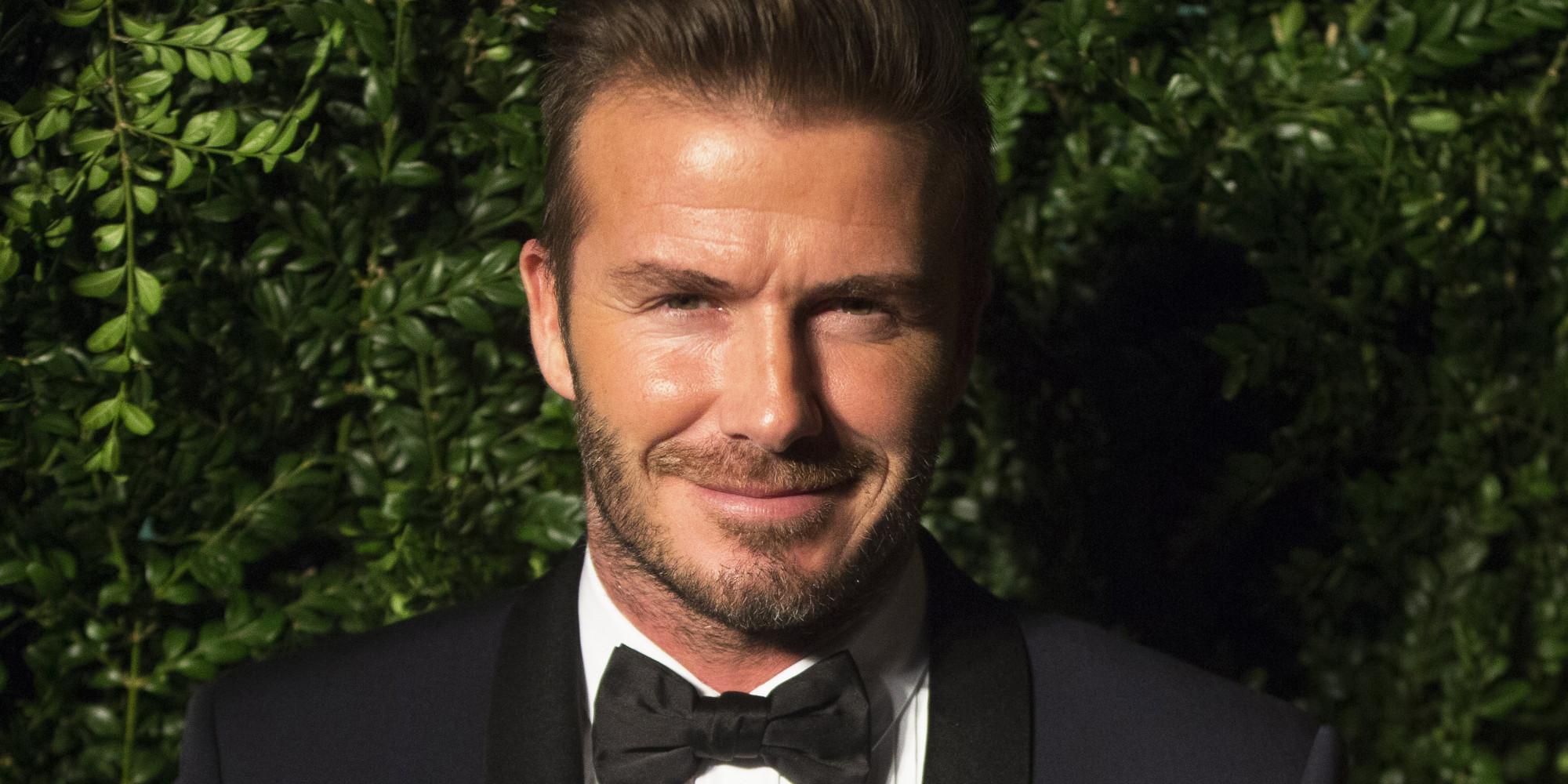 데이비드 베컴이 브렉시트에 대해 입을 열었다 David Beckham Facebook