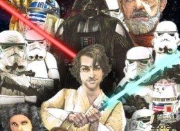 Zoofest: Star Wars à l'honneur... en marionnettes! (PHOTOS)