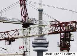 Canadian Construction Boom Even Hotter Than House Prices
