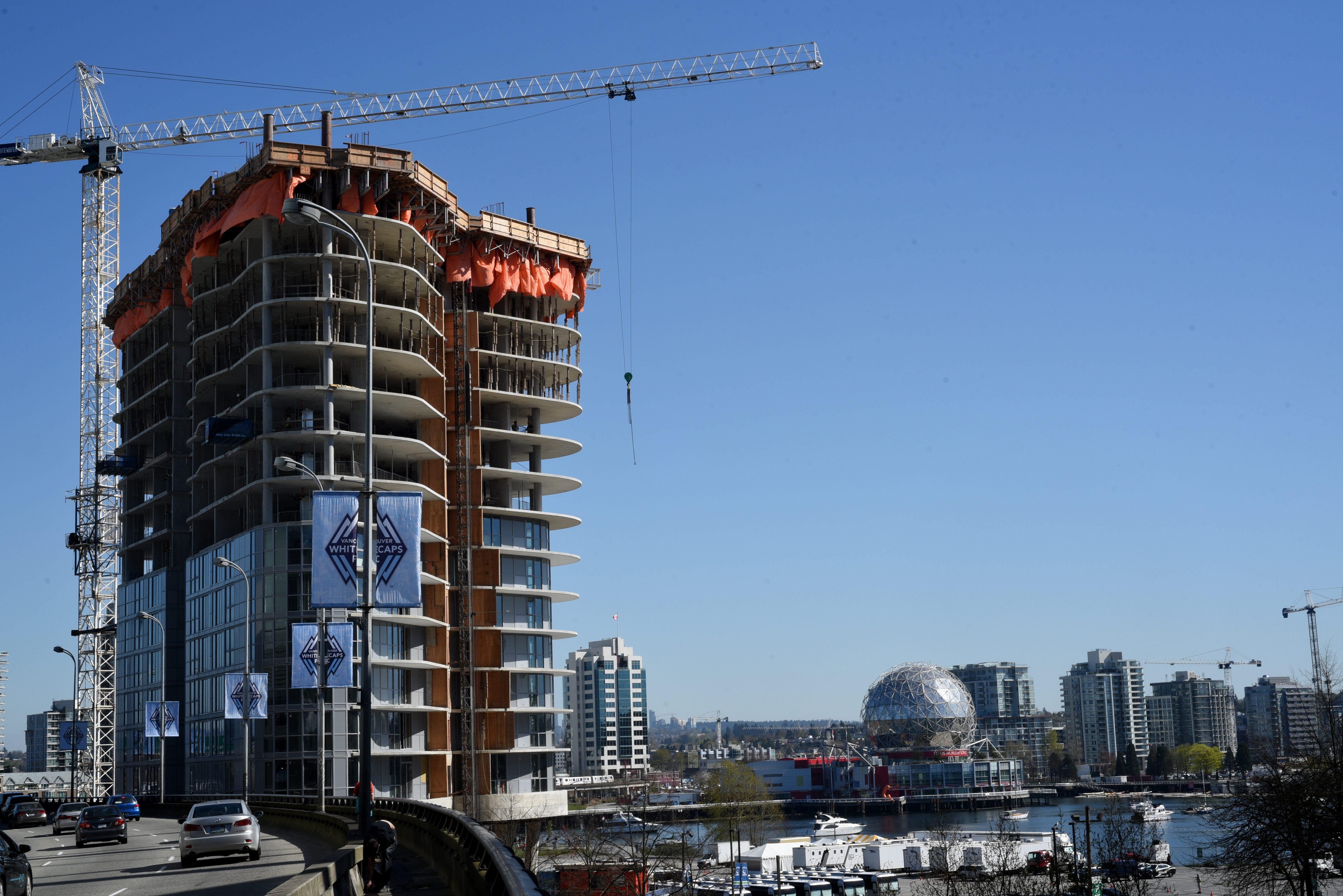 construction vancouver
