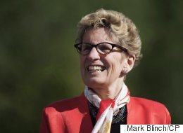 Ontario Premier Not Shy About Taking Credit For CPP Deal