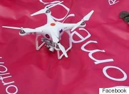 Irlande du Nord : des militants utilisent un drone pour livrer des pilules abortives (VIDÉO)