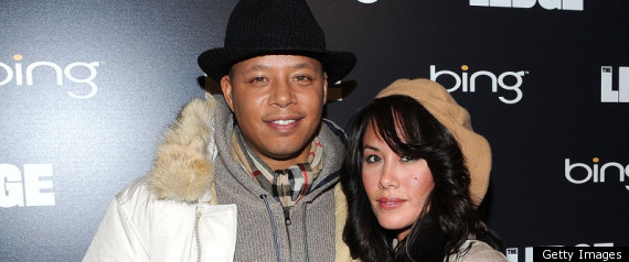 Terrence Howard Divorce