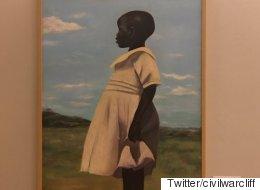 18세 소녀의 그림이 뉴욕 메트로폴리탄 미술관에 걸렸다(사진)