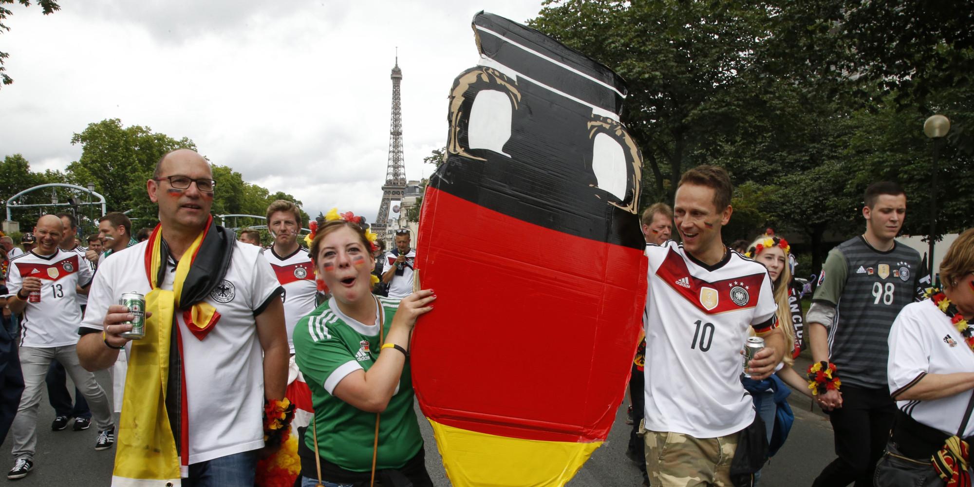 deutschland achtelfinale gegner