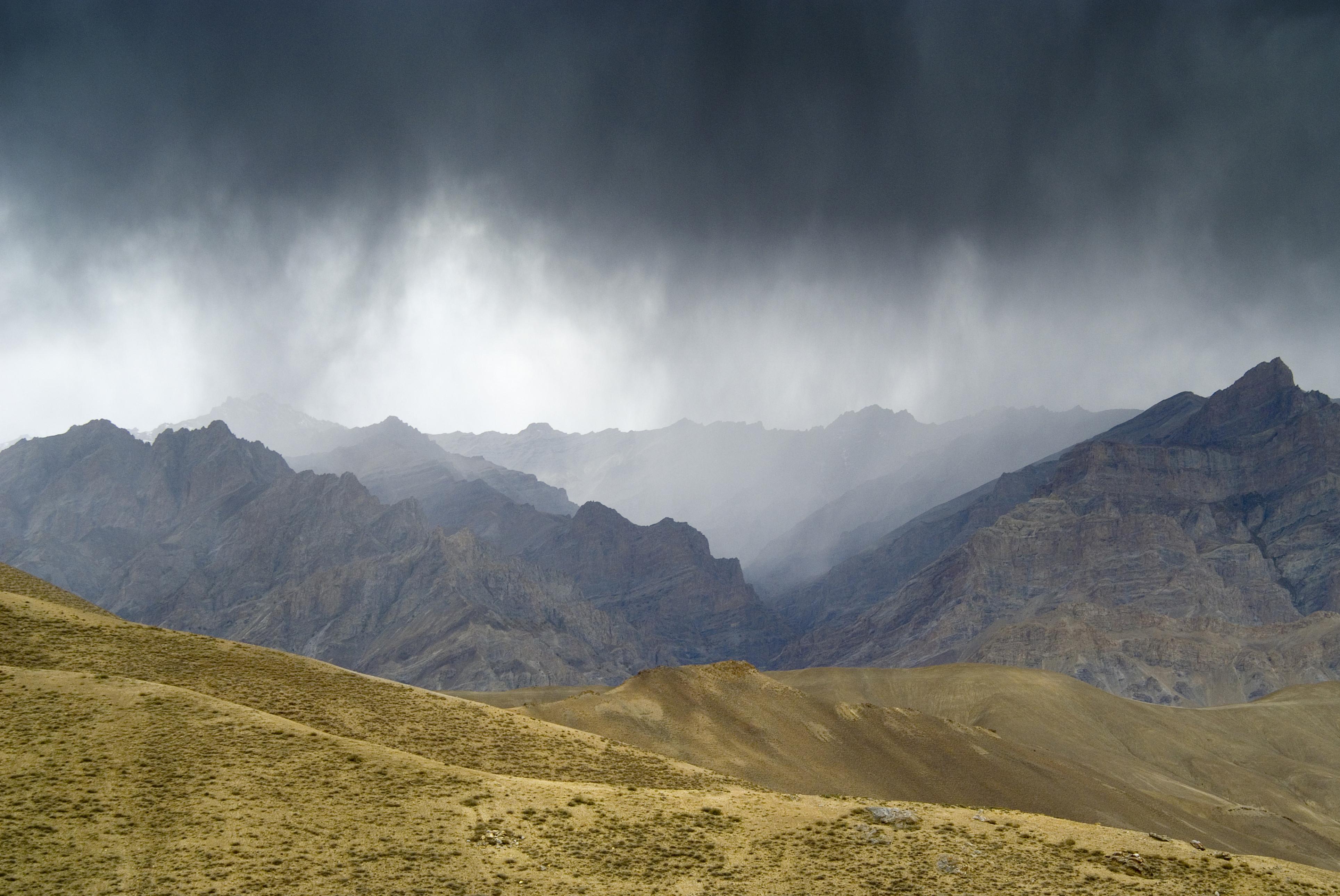 rains india