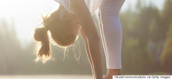 Kristina Cavit Teaches Mindfulness To Those Who Need It Most