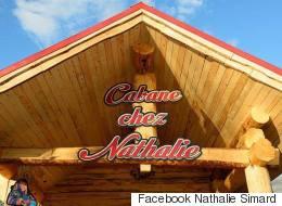 Nathalie Simard et Abie: deux cœurs en Mauricie!