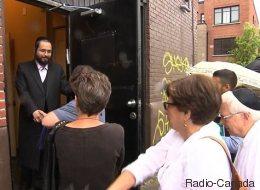 La DPJ de retour dans une école juive d'Outremont (VIDÉO)