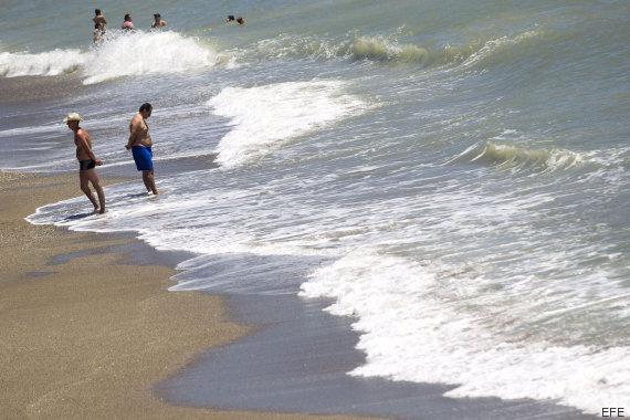 playas malaga verano 2016
