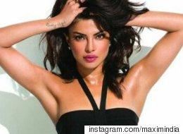 Priyanka Chopra Responds To Maxim Photoshopping Her Armpits