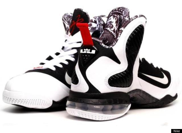 Nike Releases Lebron 9 Sneaker Designed By Miami Artist Freegums ... 1bc0aab62