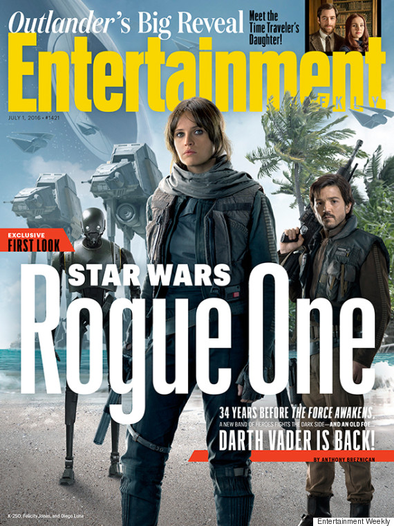 star wars rogue one ew
