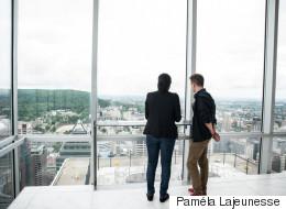 Visite au sommet de la Place Ville Marie (VIDÉOS/PHOTOS)